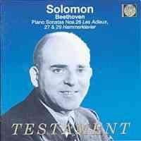 Beethoven: Piano Sonatas Nos 26, 27 and 29