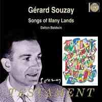 Gérard Souzay - Songs of Many Lands