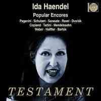 Ida Haendel - Popular Encores