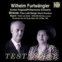 Wilhelm Furtwängler conducts Strauss & Wagner