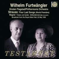 Wilhelm Furtwängler conducts Strauss & Wagner