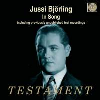 Jussi Björling - In Song