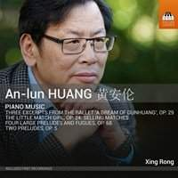 An-lun Huang: Piano Music