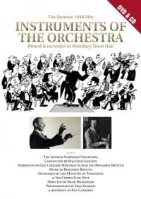 Benjamin Britten: Instruments of the Orchestra