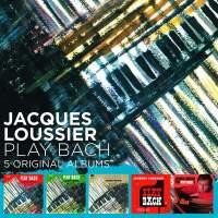 Jacques Loussier Play Bach - 5 Original Albums