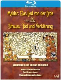 Neeme Järvi conducts Mahler & Strauss