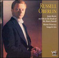 Russell Oberlin sings Blow & Purcell