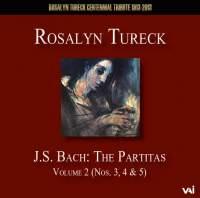 JS Bach: The Partitas Vol. 2