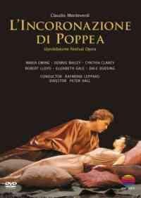 Monteverdi: L'incoronazione di Poppea (DVD)