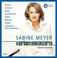 Clarinet Concertos: Sabine Meyer