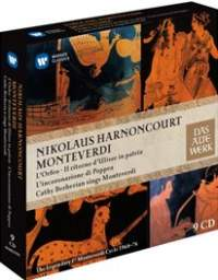 Nikolaus Harnoncourt conducts Monteverdi
