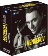 Maxim Vengerov: The Complete Recordings 1991-2007