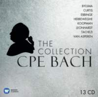 CPE Bach - The Collection