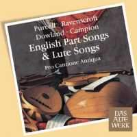 English Part Songs & Lute Songs