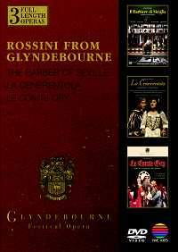 Rossini - Glyndebourne Productions