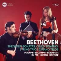 Beethoven: Complete Violin Sonatas, Cello Sonatas, String Trios & Piano Trios