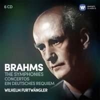 Brahms: The Symphonies, Ein deutsches Requiem & Concertos