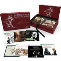 Rostropovich: Cellist of the Century (Complete)