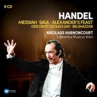 Handel: Oratorios