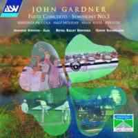John Gardner: Half Holiday Overture and other orchestral music