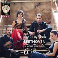Beethoven: The Complete String Quartets Volume 6