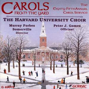 Carols from the Yard: The 85th Annual Carol Service
