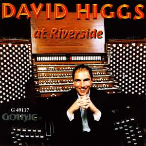 David Higgs at Riverside