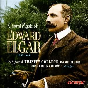 Choral Music of Edward Elgar Product Image