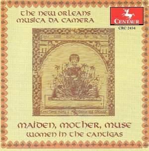 Alfonso X: Chamber Music