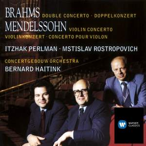 Brahms: Double Concerto for Violin & Cello in A minor, Op. 102, etc.
