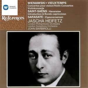 Wieniawski: Violin Concerto No. 2 in D minor, Op. 22, etc.