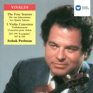 Vivaldi: The Four Seasons & 3 Violin Concertos