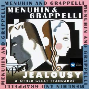 "Menuhin and Grappelli Play ""Jealousy"" and Other Great Standards"
