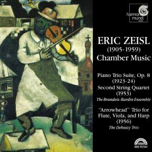 Zeisl: Arrowhead Trio, etc.