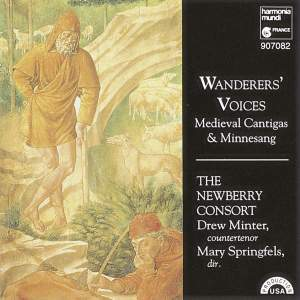 Wanderers' Voices - Medieval Cantigas & Minnesang Product Image