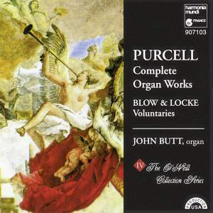 Purcell: Complete Organ Works Product Image