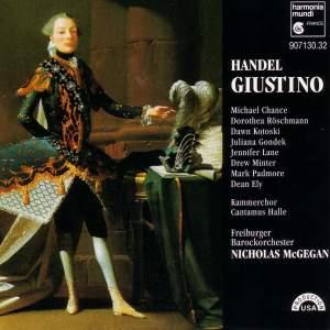 Handel: Giustino, HWV 35