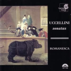 Uccellini - Sonatas