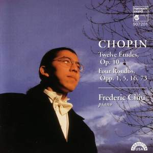 Chopin: Études (12), Op. 10, etc.