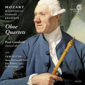 Mozart, Massonneau, Stamitz & Krommer: Oboe Quartets