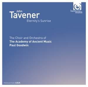 Tavener: Eternity's Sunrise