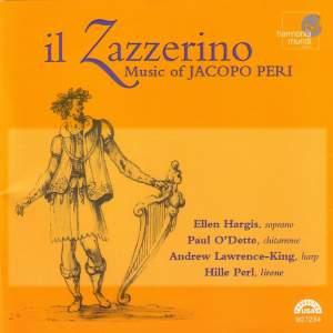 Il Zazzerino - Music of Jacopo Peri
