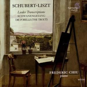 Liszt: Schubert Lieder Transcriptions