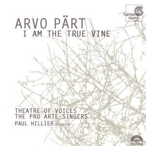 I am the true vine