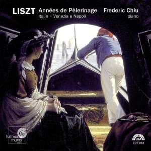 Liszt: Années de pèlerinage, Italy, Venice & Naples Product Image