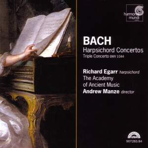 Bach - Harpsichord Concertos Product Image