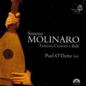 Simone Molinaro - Fantasie, Conzoni e Balli