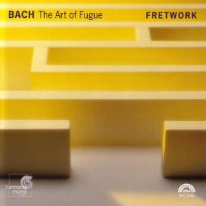 Bach, J S: The Art of Fugue, BWV1080 Product Image
