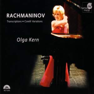 Rachmaninov - Corelli Variations & Transcriptions Product Image