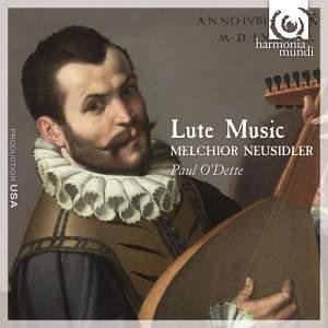 Melchior Neusidler - Lute Music